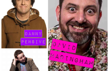Saturday Live with David Haddingham, Danny Pensive, Jonathon Elston & Ryan Gleeson