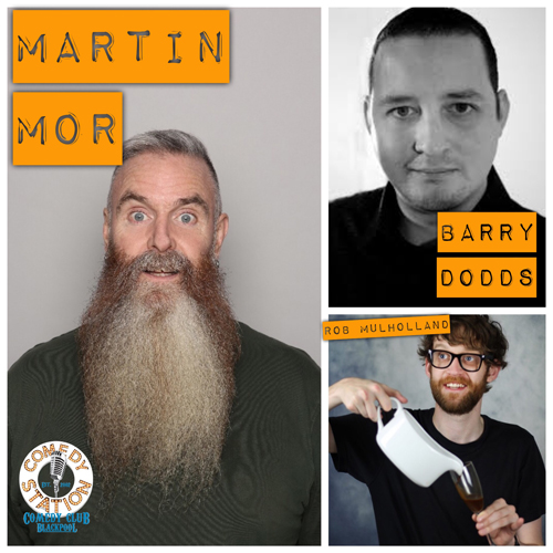 Saturday Live! with Martin Mor, Barry Dodds, Rob Mulholland & Ryan Gleeson