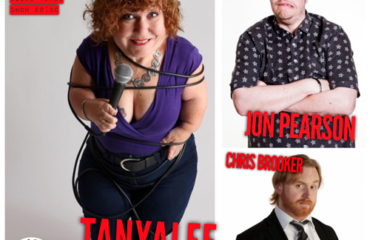 Saturday Live, with Tanyalee Davis, Chris Brooker, John Pearson & Ryan Gleeson