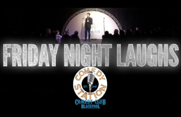 Friday Night Laughs, with Ryan Gleeson