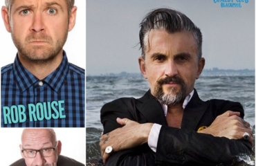 Friday Night Laughs, with Marcus Birdman, Rob Rouse, Lou Jones & Ryan Gleeson