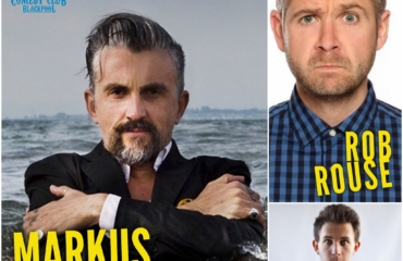 Saturday Live, with Marcus Birdman, Rob Rouse, Tom Taylor & Ryan Gleeson
