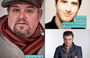 Saturday Live! With Andre Vincent, Dave Twentyman, Liam Pickford & Ryan Gleeson