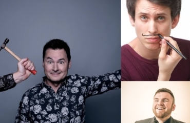 Friday Night Laughs, with Phil Walker, Chris Stokes, Drew Taylor &  Ryan Gleeson
