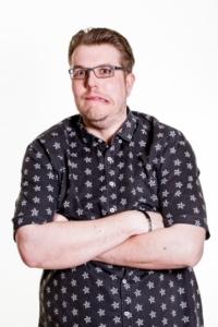 Jon Pearson in Blaxkpool
