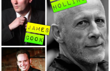 Saturday Live, with Pierre Hollins, James Cook, David Tsonos & Ryan Gleeson