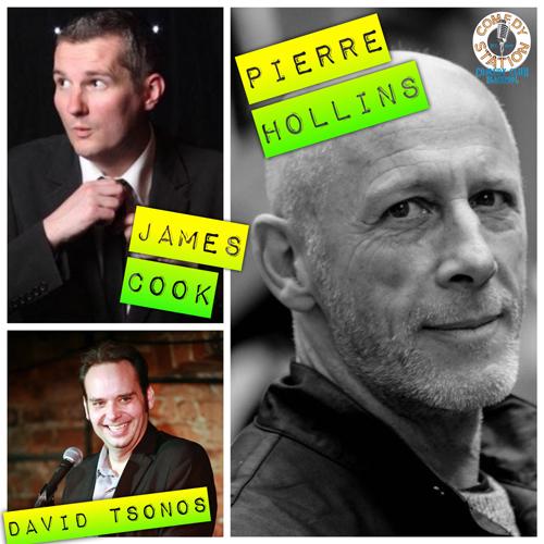 Saturday Live, with Pierre Hollins, James Cook, David Tsonos & Ryan Gleeson