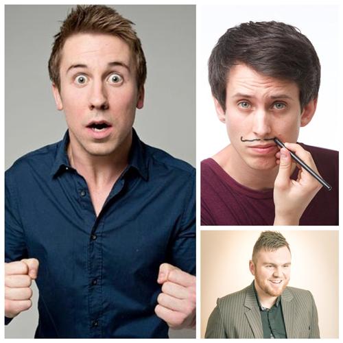 Friday Night Laughs, with Carl Hutchinson, Chris Stokes, Drew Taylor &  Ryan Gleeson
