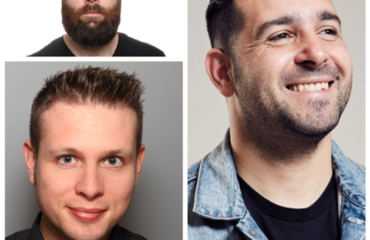 Friday Night Laughs, with Danny McLoughlin, Phil Chapman, Pete Phillipson & Ryan Gleeson