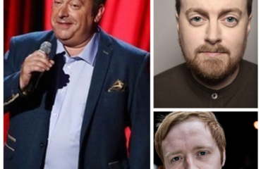 Friday Night Laughs, with Nick Page, Kevin Dewsbury, Jamie Hutchinson & Ryan Gleeson