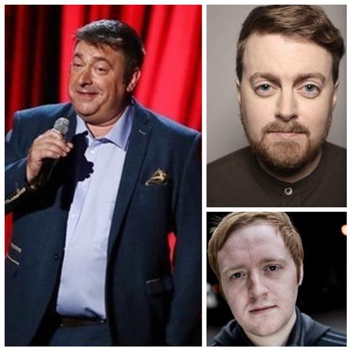 Friday Night Laughs, with Nick Page, Kevin Dewsbury, Jamie Hutchinson & Ryan Gleeson