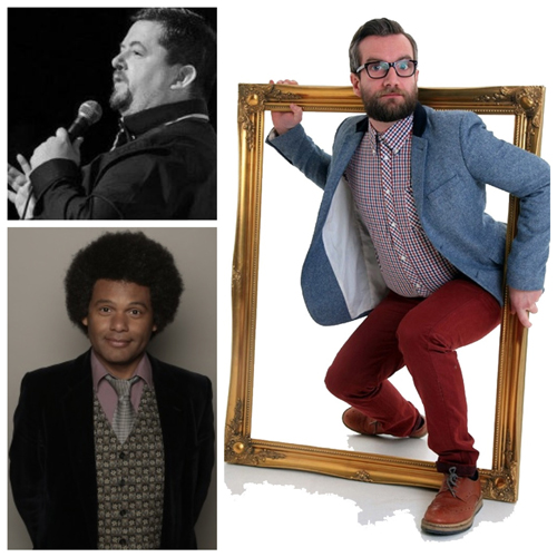 Friday Night Laughs, with Paul Pirie, Andy White, Anthony Young & Ryan Gleeson