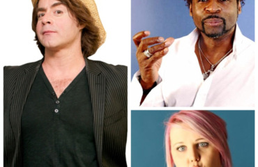 Friday Night Laughs, with Christian Reilly, Lindsey Santoro, Junior Simpson & Ryan Gleeson