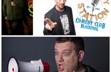Friday Night Laughs, with Gavin Webster, Mick Neven, Rob Thomas & Ryan Gleeson