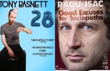 Edinburgh Festival Showcase, with Radu Isac & Tony Basnett