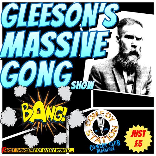 Gleeson's Massive Gong!